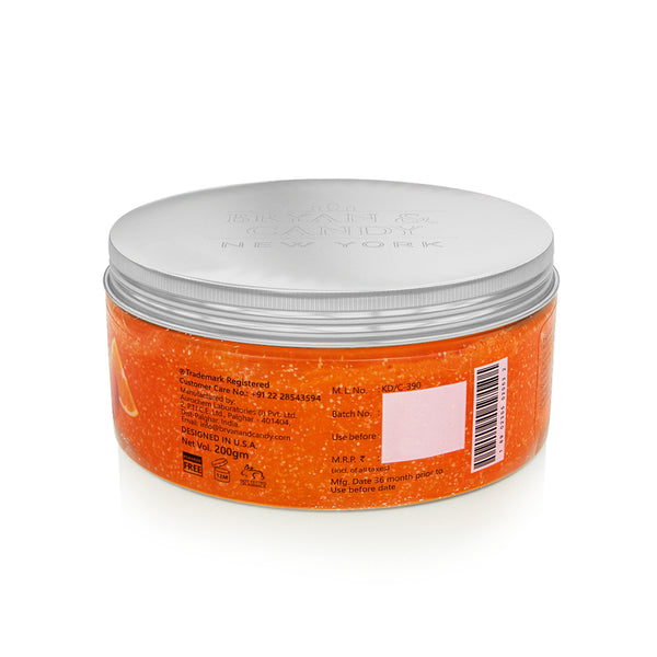 Orange & Mandarin - Body Polish 200gm