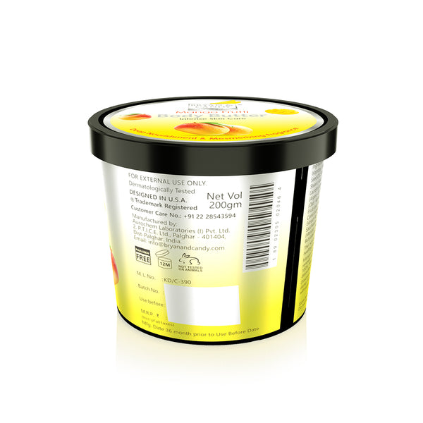 Mango Frutti - Sugar Body Scrub 200gm
