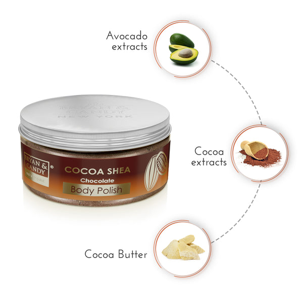 Cocoa & Shea - Body Polish 200gm