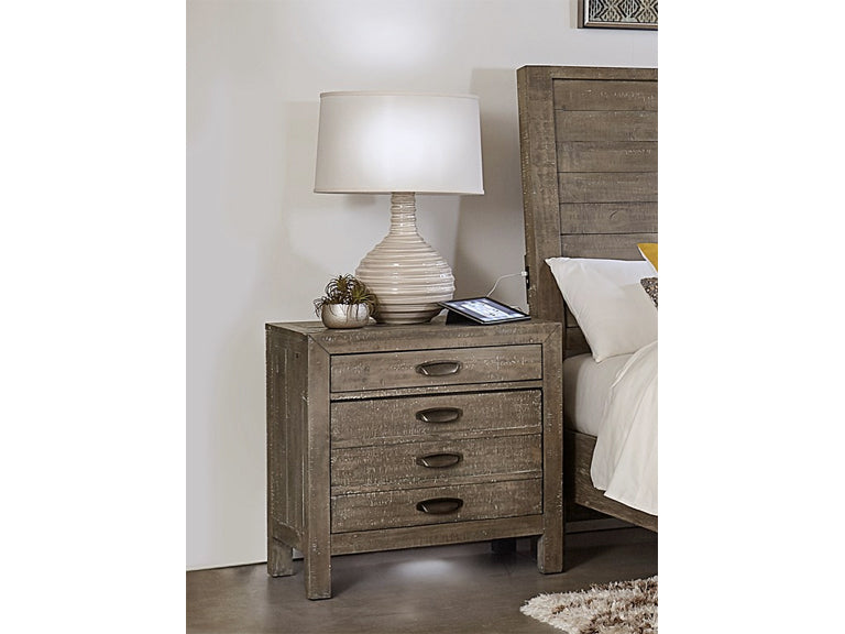 Radiata 2 Drawer Night Stand