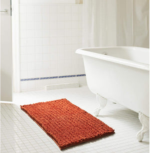 Cali High Pile Bath Mat
