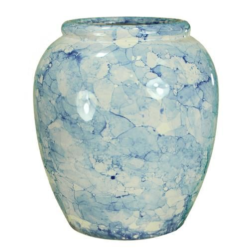 Ceramic Water Color Vase