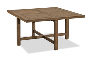 Terrace Point Tawny Cocktail Nesting Table / With Stools