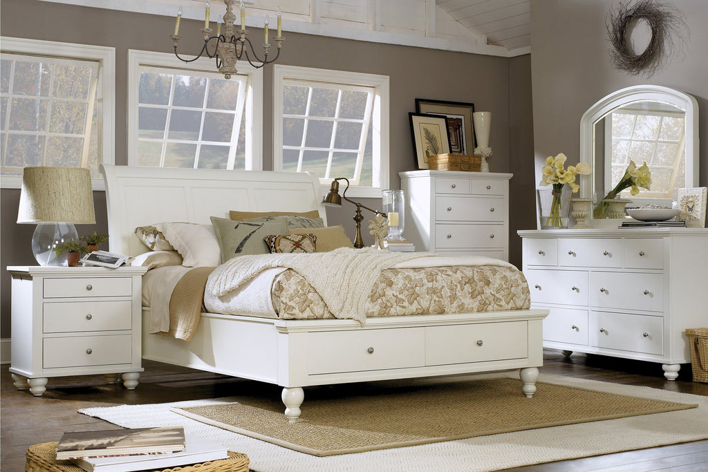 Cambridge King Sleigh Bed