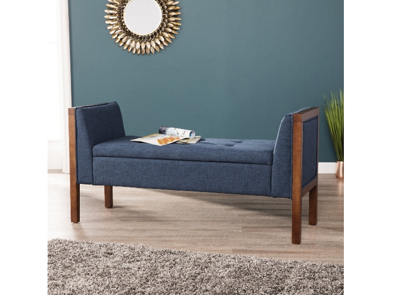 Landrum Upholstered Entryway Bench