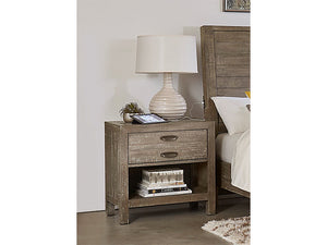 Radiata 1 Drawer Night Stand
