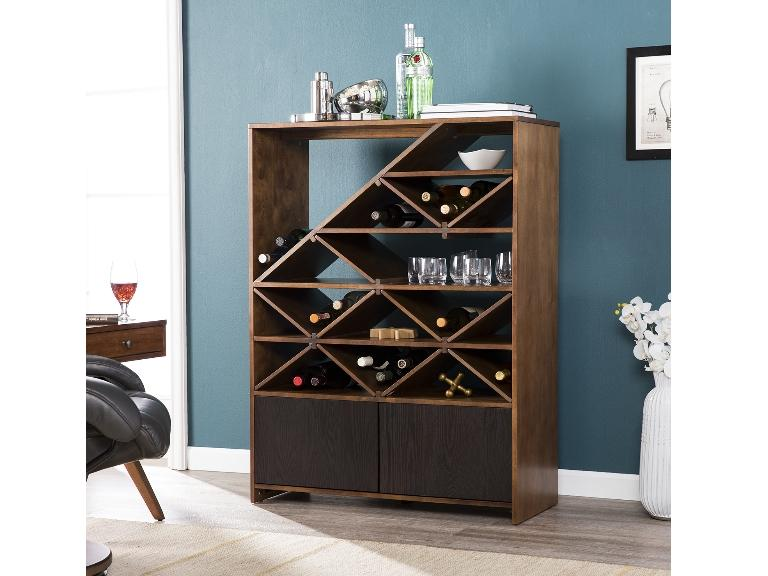 Milliman Wine/Bar Shelf