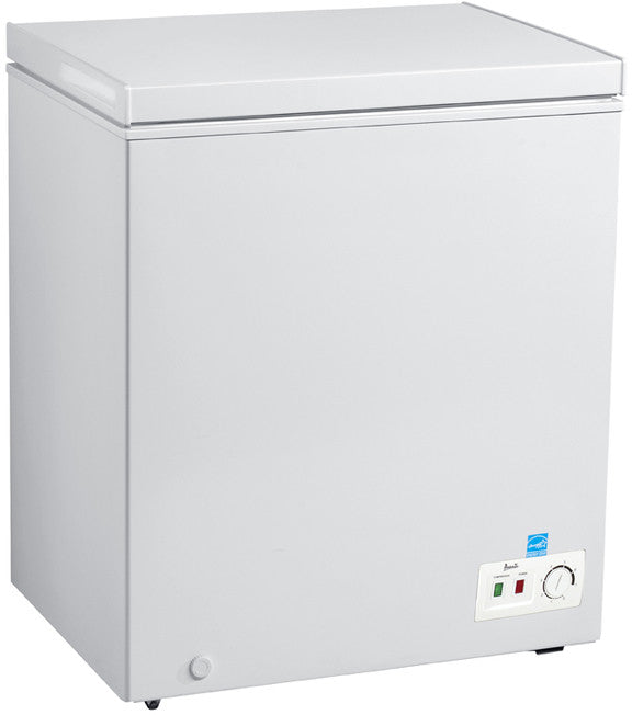 Avanti  5.0 Cubic Foot Stand Alone Upright Chest Deep Freezer