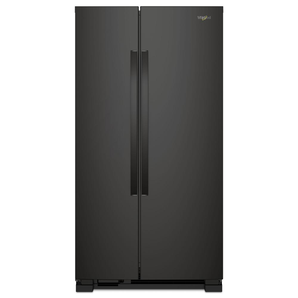 Whirlpool 36-inch Wide Side-by-Side Refrigerator - 25 cu. ft