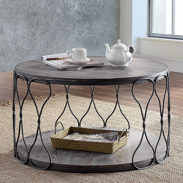 Hawdon  Coffee Table +End Table