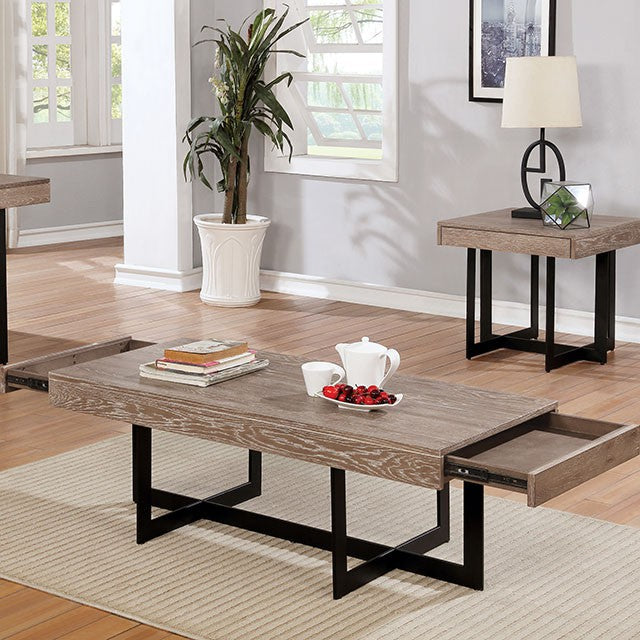 Sawyer Coffee Table & End Table