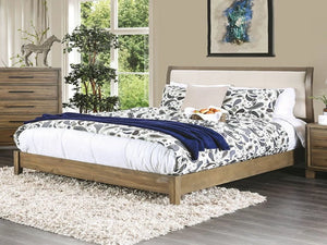Enrico I Full Bed Upholstery Headboard/Foot Board