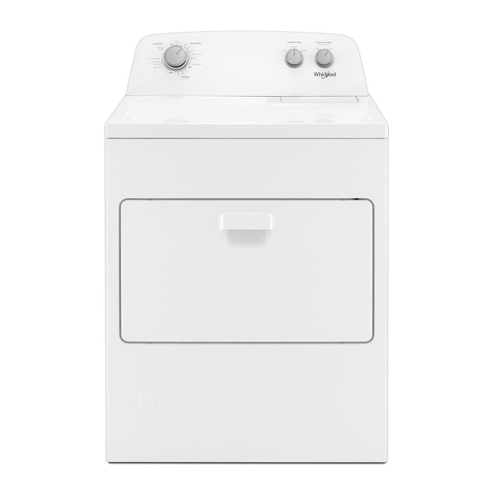 Whirlpool 7.0 cu. ft. Top Load Electric Dryer with Auto Dry TM Drying System