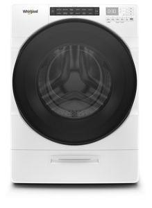 Whirlpool 7.4 cu. ft. Front Load Gas Dryer with Steam Cycles
