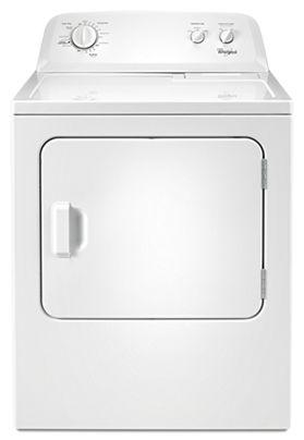 Whirlpool 7.0 cu.ft Top Load Gas Dryer with AutoDry