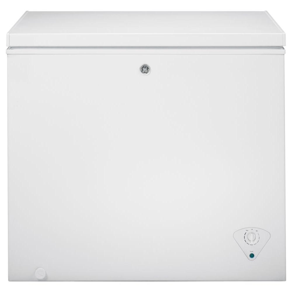 Ge Garage Ready Manual Defrost Chest Freezer 7.0 Cu. Ft