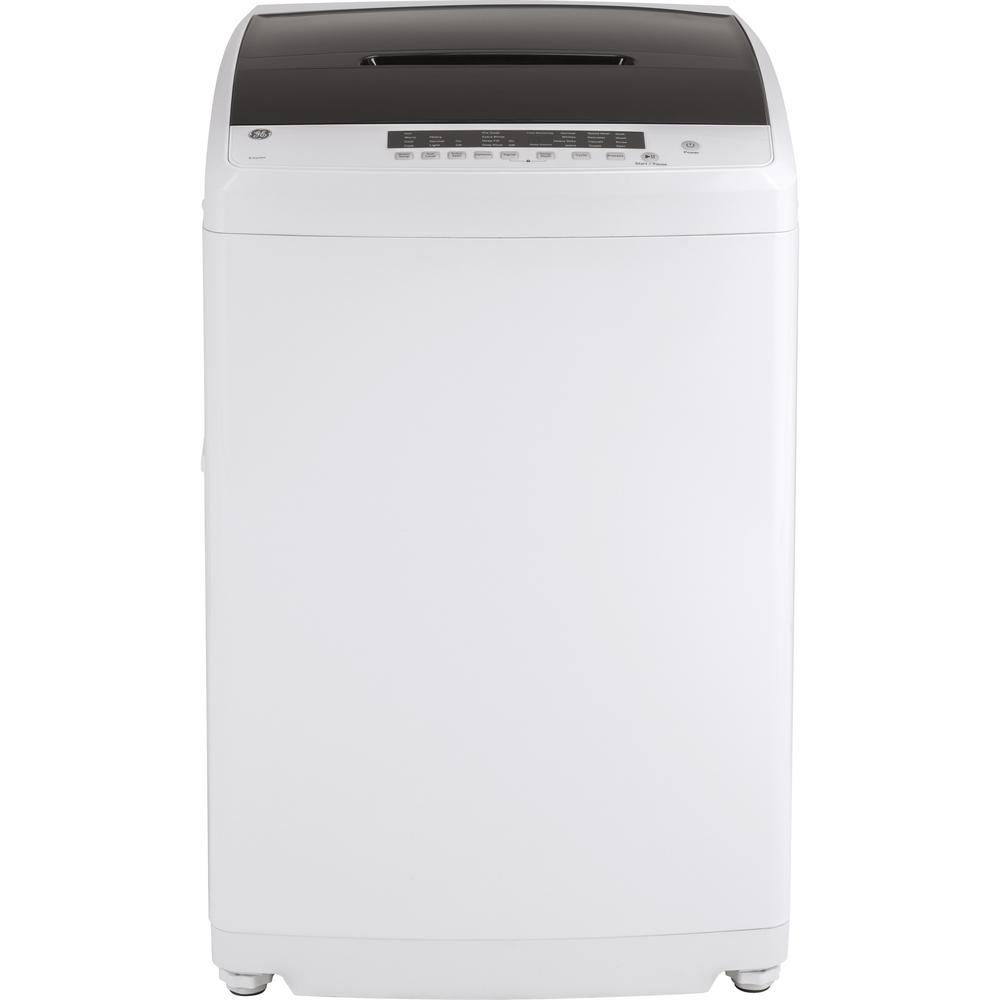 GE. Capacity Portable Washer with Stainless Steel Basket 2.8 Cu.Ft