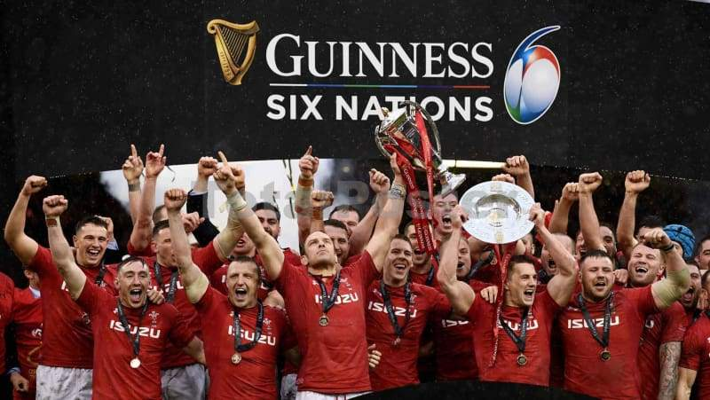 Rampant Wales will lead Home Nations World Cup Challenge