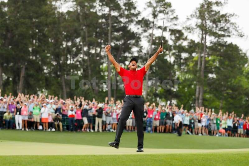 Tiger Woods - The Ultimate Comeback