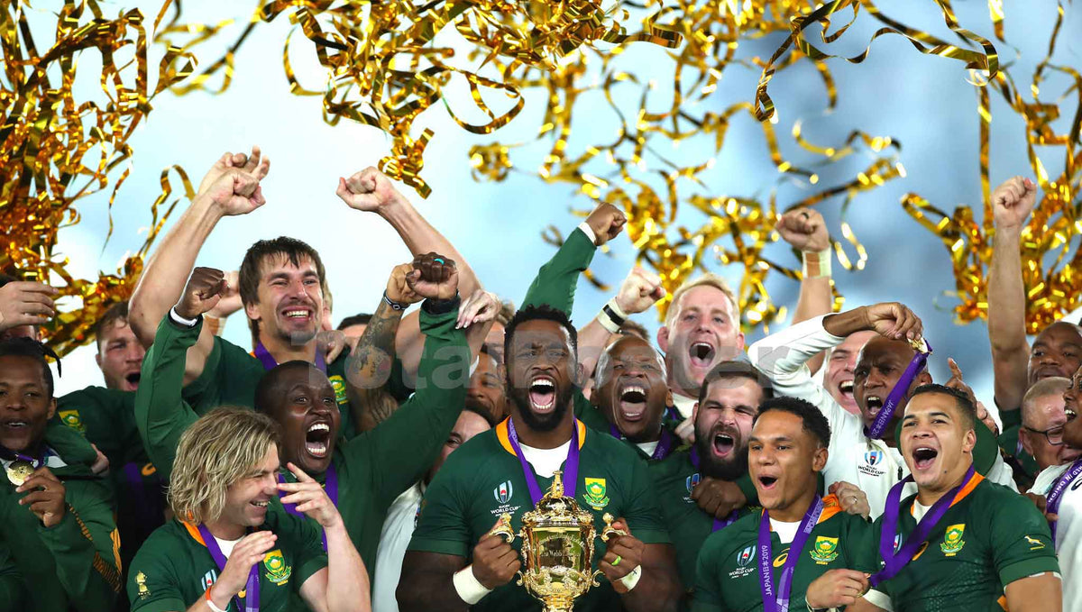 South Africa Dominate England To Win The Rugby World Cup