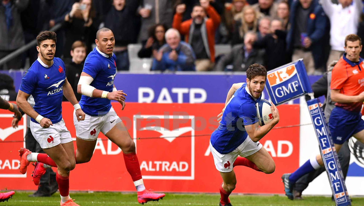 France Shock England as Six Nations Rugby Championship Begins