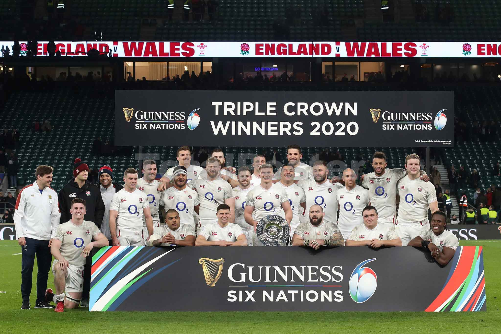 England Win Six Nations Triple Crown But Championship Finale Uncertain