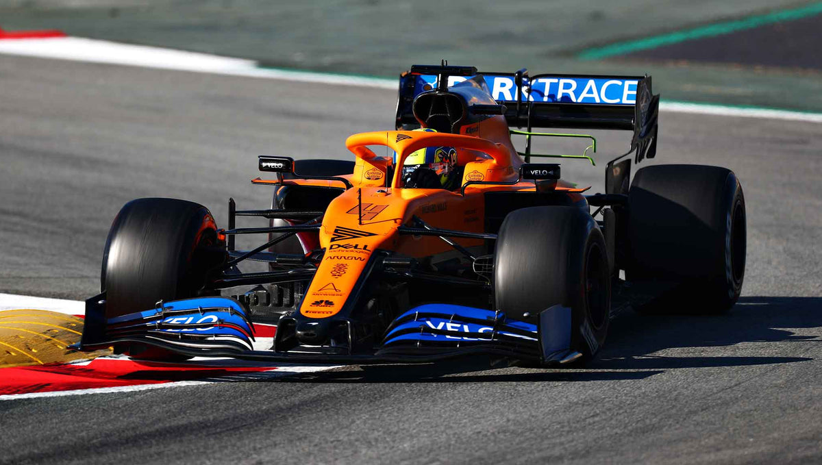Lando Norris stars as F1 Returns in Austria