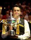Ronnie O'Sullivan wins Sixth Title