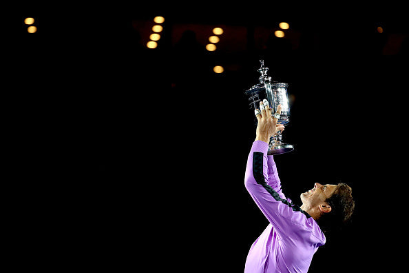 Rafael Nadal Wins 19th Tennis Grand Slam at US Open