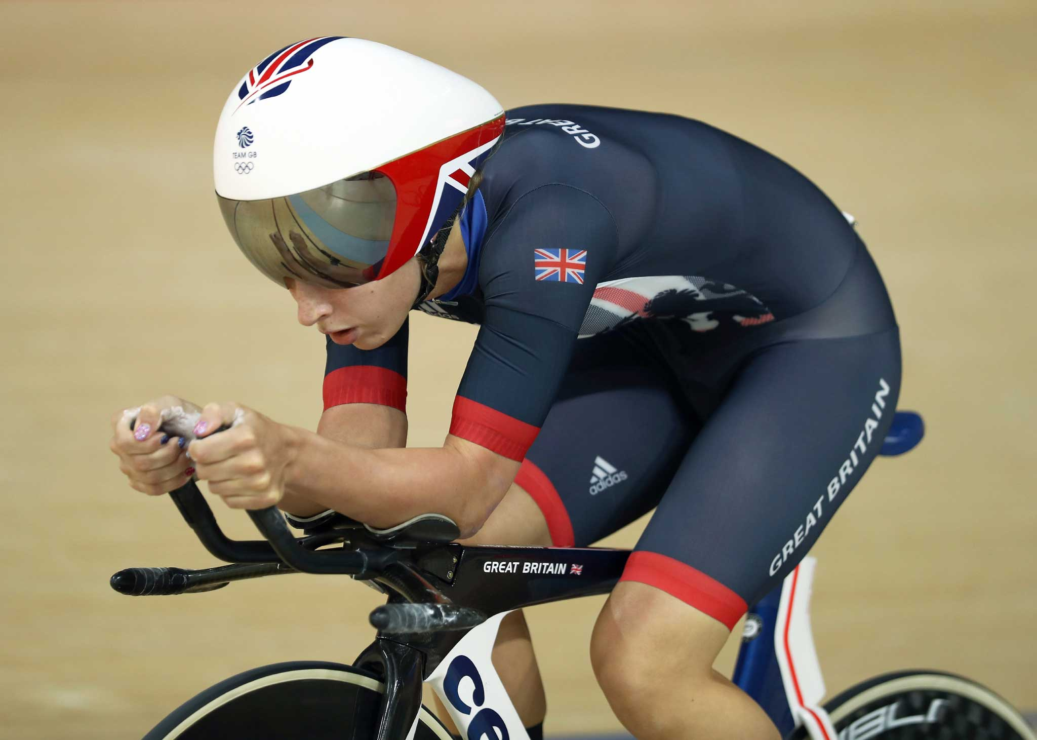 Laura Kenny Decides Against Shoulder Operation to Prepare for Tokyo Olympics