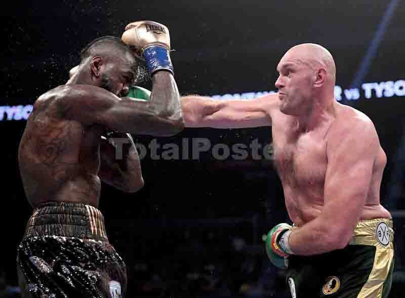WBC sanctions Tyson Fury - Deontay Wilder rematch