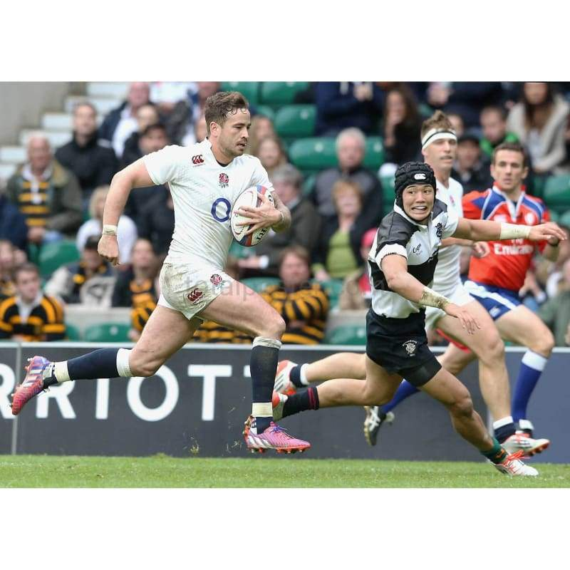 Danny Cipriani wins RPA Player of the Year