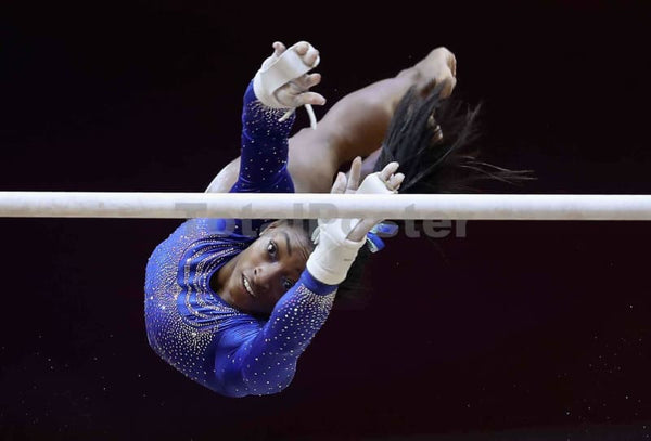 Simone Biles during the Artistic Gymnastics Championships