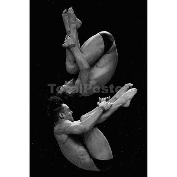Tom Daley | Diving World Cup posters