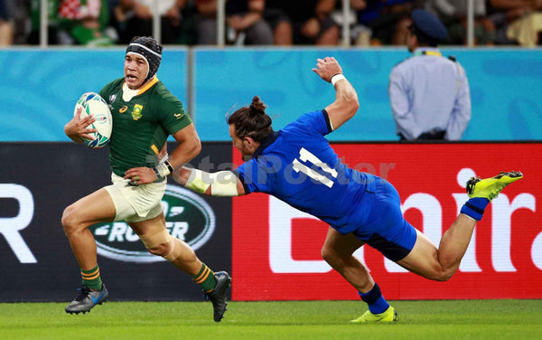 Cheslin Kolbe | Rugby world Cup Posters |TotalPoster