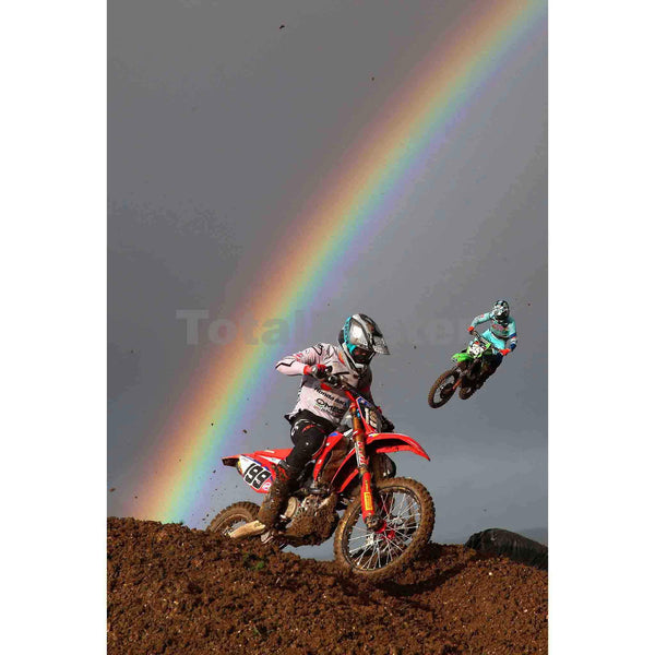 Nathan Crawford | Moto Cross Poster | TotalPoster