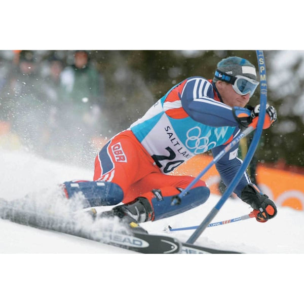 Alain Baxter poster | Olympic Giant Slalom | TotalPoster