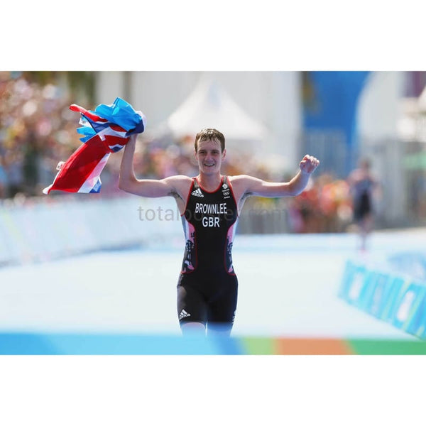 Alistair Brownlee poster | Olympic Triathlon | TotalPoster