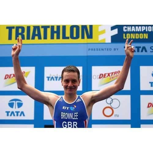 Alistair Brownlee TotalPoster
