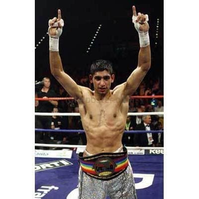 Amir Khan | Boxing Posters | TotalPoster