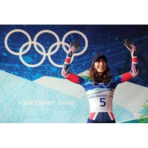 Amy Williams poster | Olympic Skeleton | TotalPoster