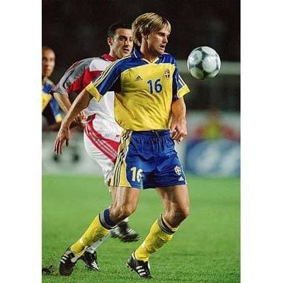 Andreas Andersson | Football Posters | Totalposter