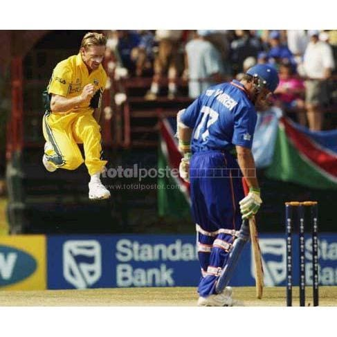 Andy Bichel - Poster