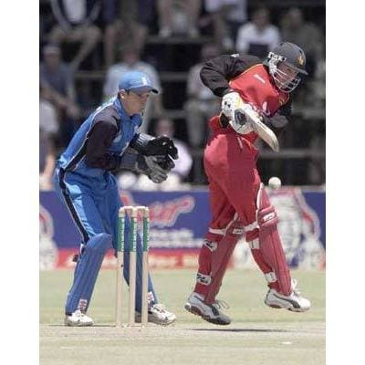 Andy Flower TotalPoster