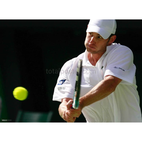 Andy Roddick TotalPoster