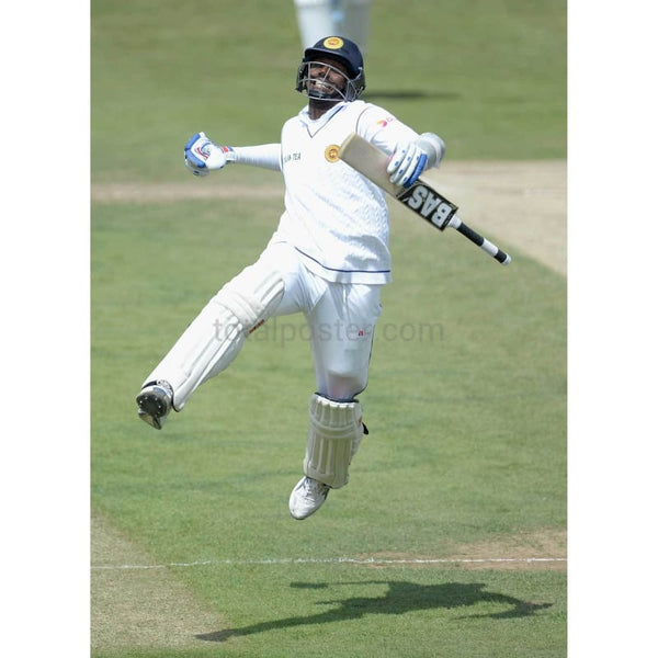 Angelo Mathews TotalPoster