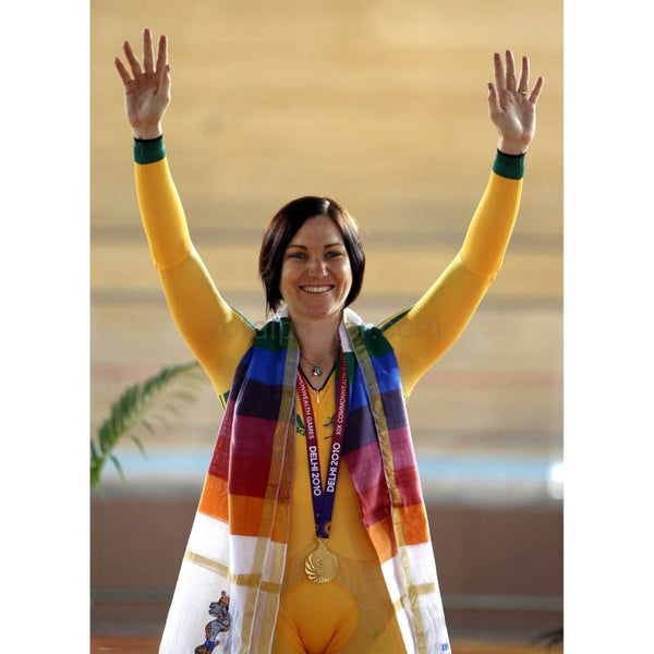 Anna Meares TotalPoster