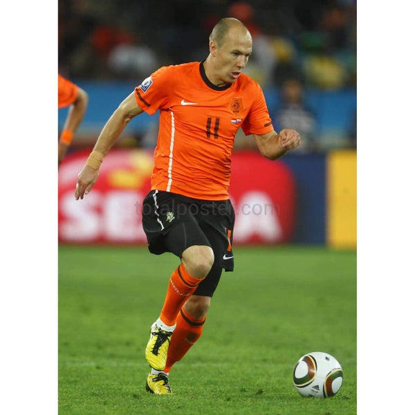 Arjen Robben | Football World Cup Posters | Totalposter
