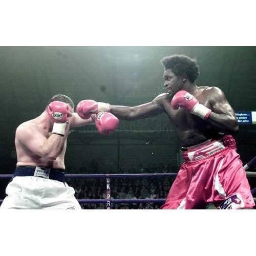 Audley Harrison - Poster
