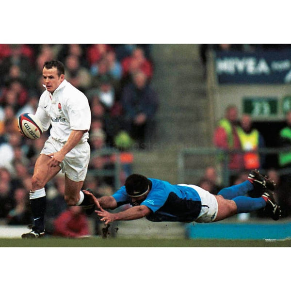 Austin Healey | England Six Nations Rugby posters TotalPoster